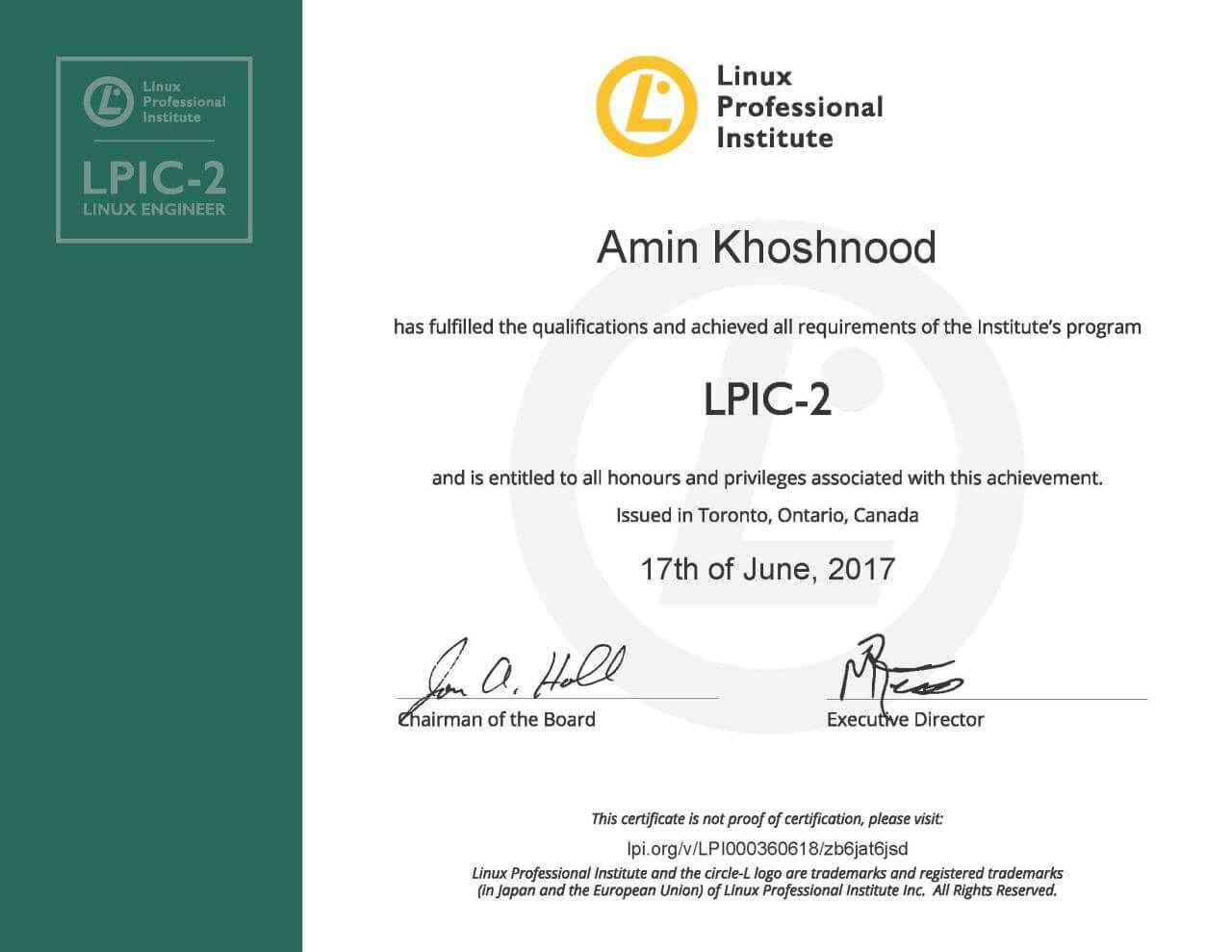 LPIC-2: Linux Engineer (Linux Network Professional)